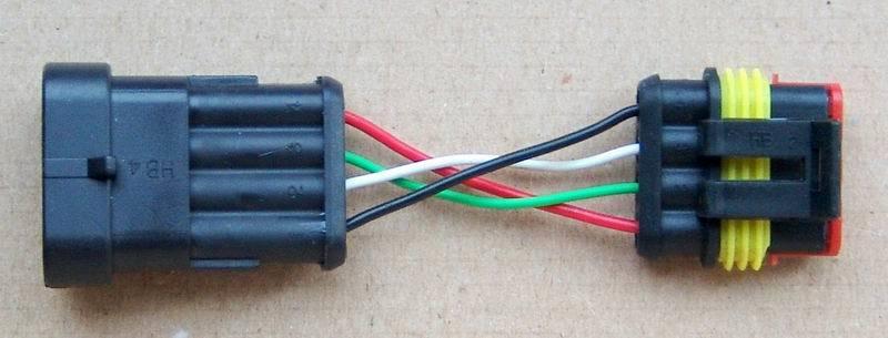 Диагностический кабель для ГБО