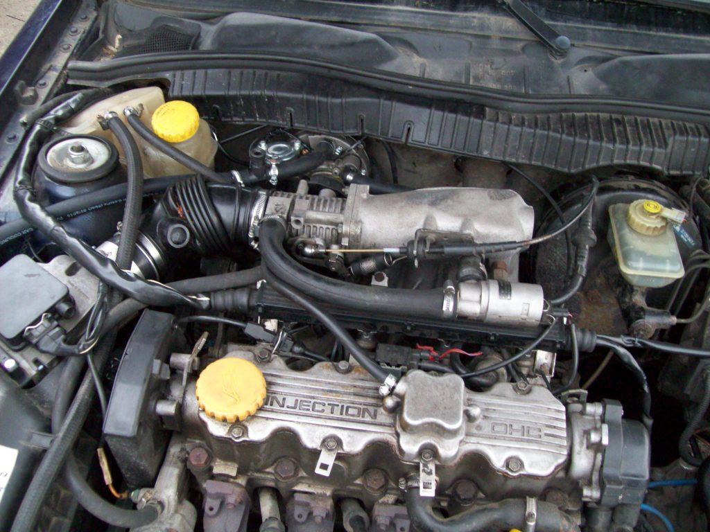 ГБО 2 на инжекторных двигателях
