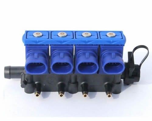 Установка газовых форсунок OMVL