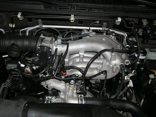 ГБО 4 на двигатель паджеро