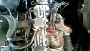 свеча к мотору
