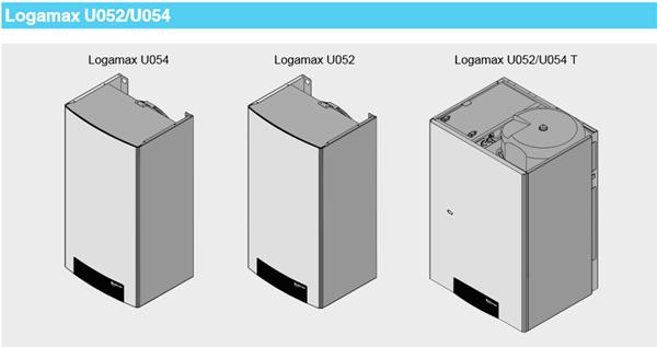 Модели Logamax