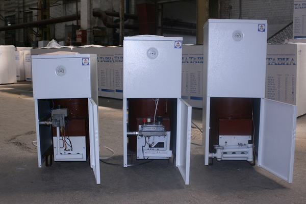 Выбор энергонезависимых газовых котлов