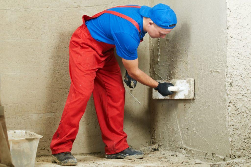 Как и в чем правильно выполнить ремонтные работы