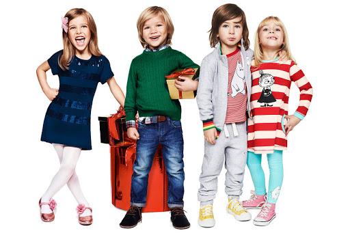 Как правильно подобрать детскую одежду?