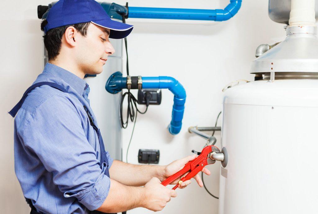 Газовая установка в доме