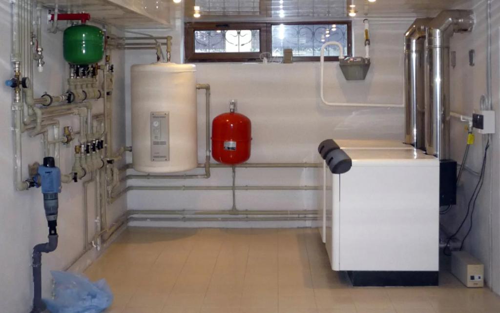Как разместить у себя дома газовую котельную?