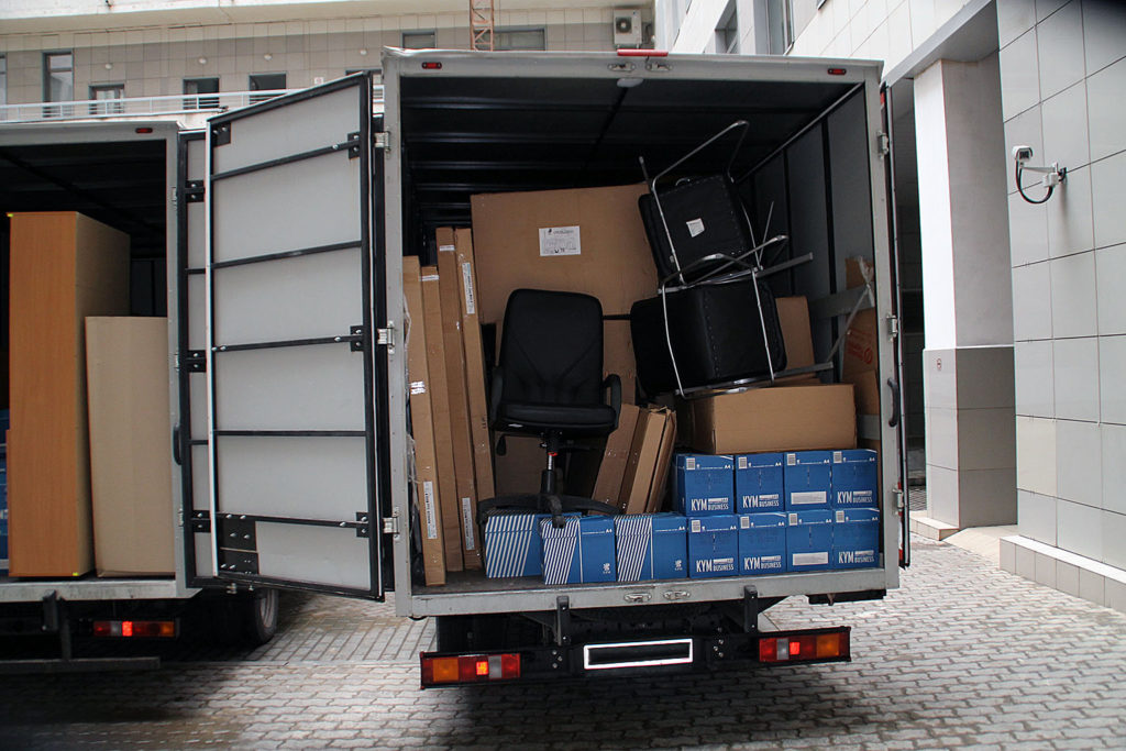 Особенности перевозки мебели.