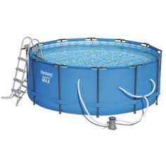 Преимущества каркасного бассейна