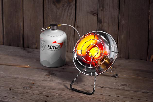 Что приводит к задымлению газового обогревателя?