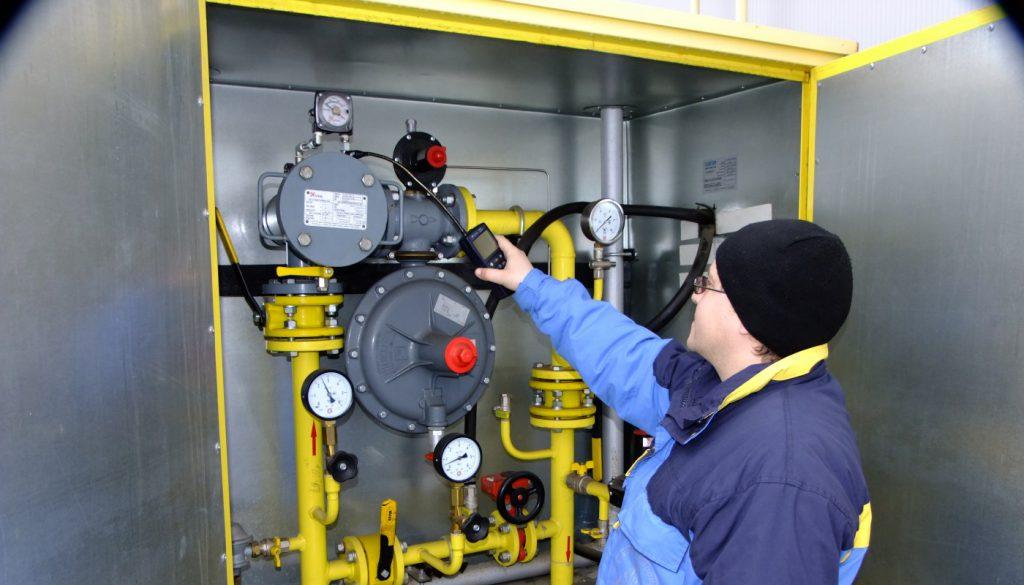 виды промышленного газового оборудование