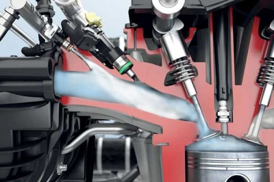 принцип работы газовой форсунки 4 поколения
