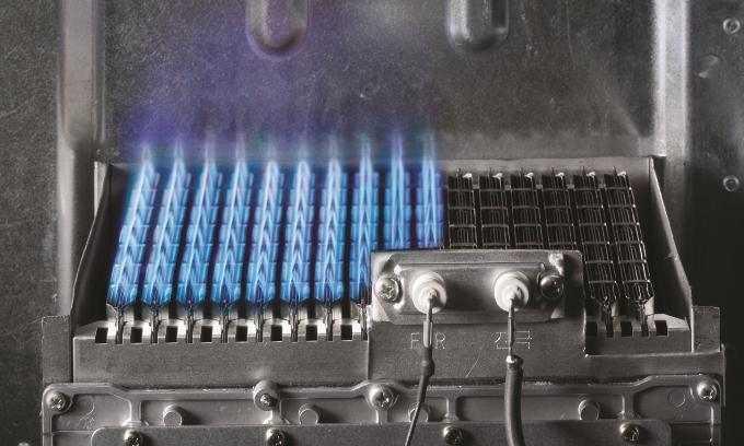 Почему гаснет газовый котел