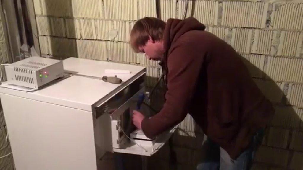 Как правильно подключить газовый котел Бош